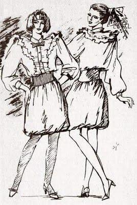Как сшить детское платье баллон тюльпан